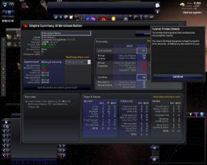 7 - Empire Summary Screen