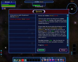 11 - Quests Screen
