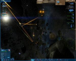 Nexus: The Jupiter Incident Screenshot