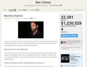Star Citizen Updates